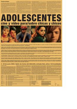 cine y vídeo para/sobre chicas y chicos