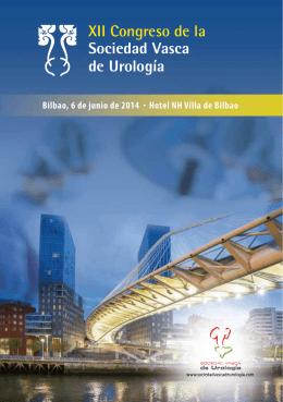 Descargar PDF del evento - Sociedad Vasca de Urología