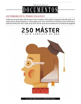 250 MÁSTER - Centro de Estudios Garrigues