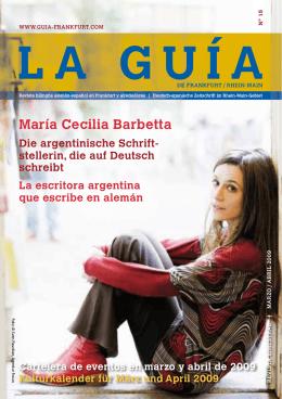 María Cecilia Barbetta