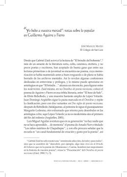 en formato PDF - Revista de Literaturas Populares
