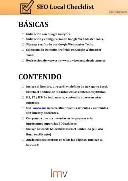 BÁSICAS CONTENIDO - Luis M. Villanueva
