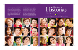 Nuestras Historias/Our Stories - IHPR