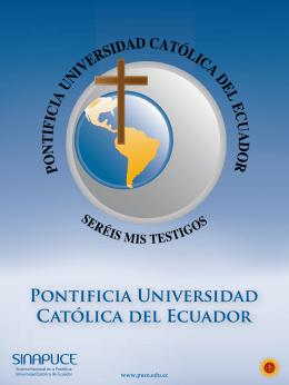 www.puce.edu.ec - Pontificia Universidad Católica del Ecuador
