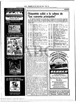 diario abc – los cuarenta principales 1983-07-24