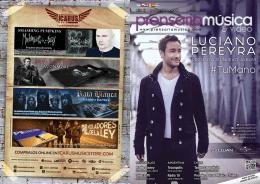 Agosto 2015 prensario música & video | Agosto 2015