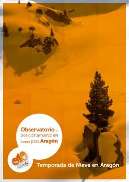 Temporada de Nieve en Aragón | Observatorio o10media.es de