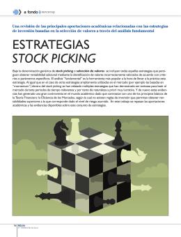 56-63 ACT-Stock Picking.indd - Bolsas y Mercados Españoles