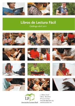 Libros de Lectura Fácil
