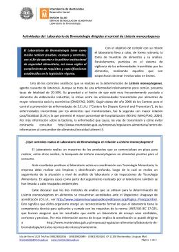 Intedencia Municipal - Intendencia Municipal de Montevideo
