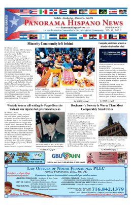 Panorama Hispano News June 2015
