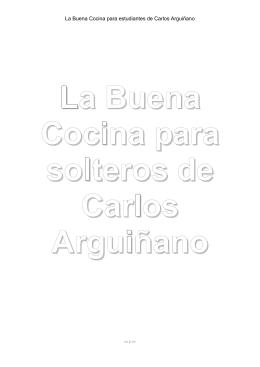 La Buena Cocina de Carlos Arguiñano
