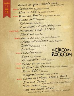 Descargar PDF - El Circo Del Rock