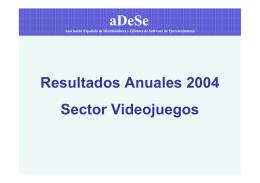 estudios - Asociación Española de Videojuegos (AEVI)
