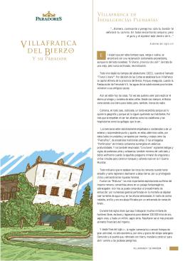 Villafranca del Bierzo y su parador