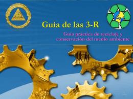 Guía práctica de reciclaje y conservación del medio ambiente