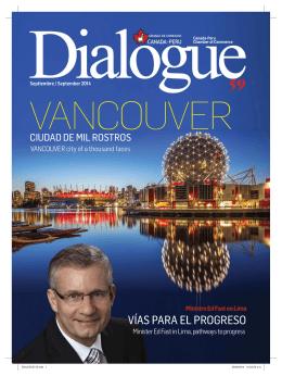 Dialogue No 59 - Cámara de comercio Canadá