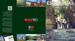 Escapadas en la Comunidad de Madrid