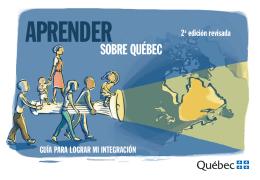 SOBRE QUÉBEC - Alianza Francesa de Medellín