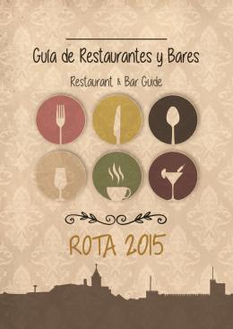 Guía de Restaurantes & Bares