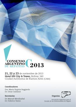 CONSENSO ARGENTINO