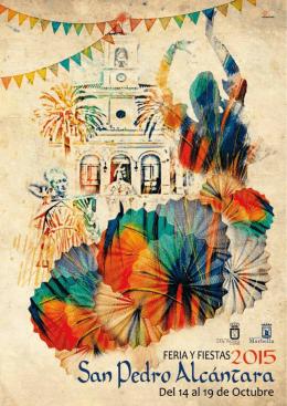 Programa Feria y Fiestas de San Pedro
