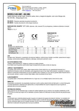 MODELO 404 AMC - 404 AML