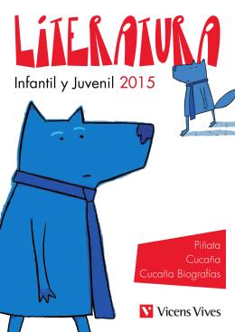 Literatura infantil y juvenil 2016 Descarga el catálogo