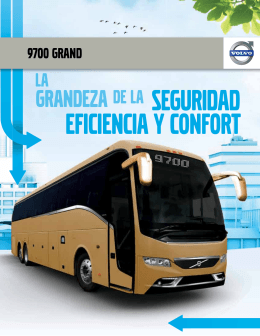 9700 Grand - Volvo Buses