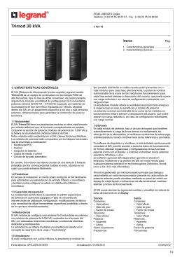Trimod 30 kVA