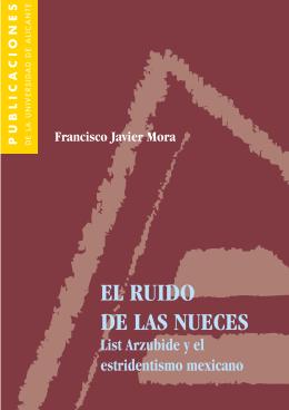 el ruido de las nueces - Publicaciones de la Universidad de Alicante
