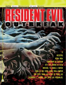 Descargar Resident Evil Outbreak
