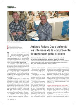 Artistas Falleros coop.indd