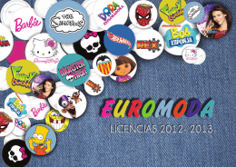 Catálogo 2012/2013 Euro Modas