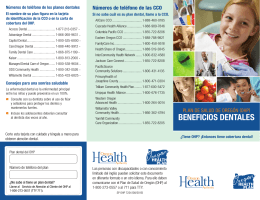 Plan de salud de Oregon OHP