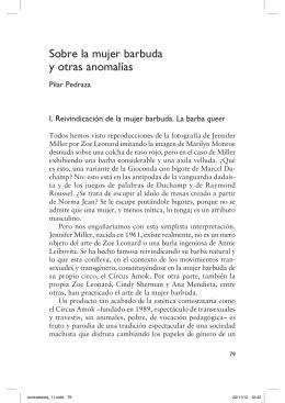 Pilar Pedraza: