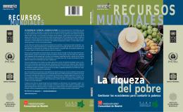 (RECURSOS MUNDIALES ok.. - World Resources Institute