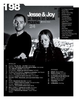 Jesse & Joy - Thalia: Sensibilidad en libertad
