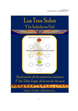 Los Tres Soles y la sabiduría fiel.