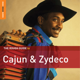 Rough Guide To Cajun & Zydeco