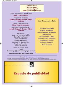 Nº 27 - Revista De Mis Pagos