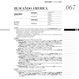 BUSCANDO AMERICA