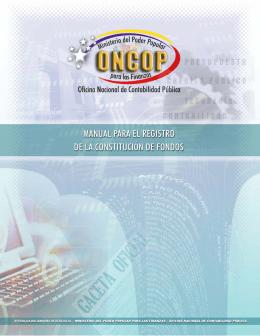 REGISTRO DE LA CONSTITUCION DE FONDOS.qxp