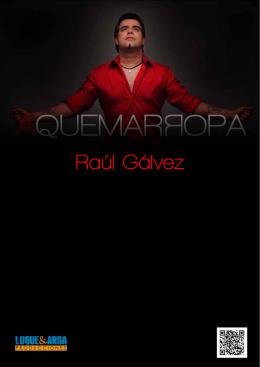 Raúl Gálvez - Raul Galvez
