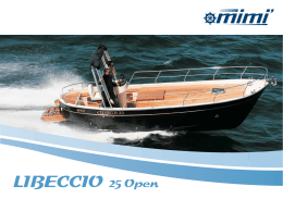 LIBECCIO 25 Open