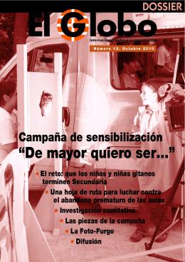 Gitanos 55D:Gitanos 42-43D - Fundación Secretariado Gitano