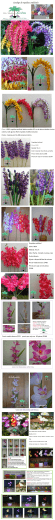 Catalogo de orquídeas artificiales - Plantas Artificiales Mi Bello Jardin