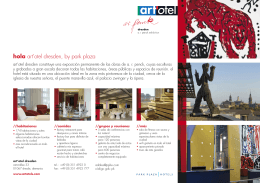 hola art`otel dresden, by park plaza