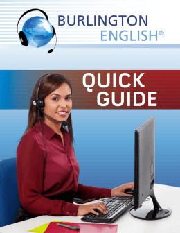 BURLINGTON ENGLISH®