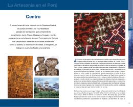 Centro La Artesanía en el Perú